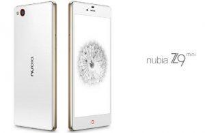 Nubia Z9 mini con procesador Snapdragon octa core de 64 bits lanzado en India por Rs.  16999