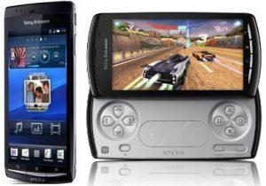 Nuevas actualizaciones para Sony Ericsson Xperia Play y Arc