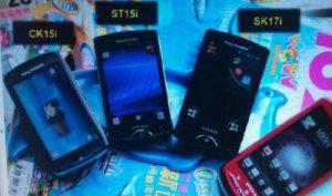 Nuevas fugas de Sony Ericsson, con nombre en código ST18i y CK15i