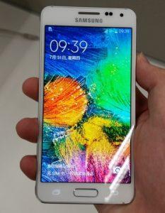 Nuevas imágenes filtradas del Galaxy Alpha muestran el dispositivo en todo su esplendor