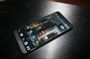 Nuevas superficies de imagen HTC M8;  Parece el HTC One