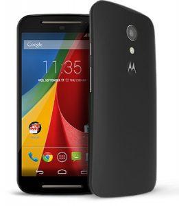 Nuevo Moto G Dual SIM con pantalla HD de 5 pulgadas lanzado en India por Rs.  12999