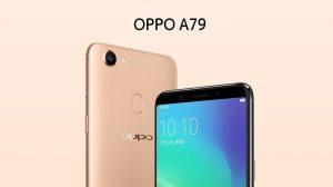 OPPO A79 anunciado con pantalla Full-HD + AMOLED de 6.01 pulgadas y cámara frontal de 16 MP