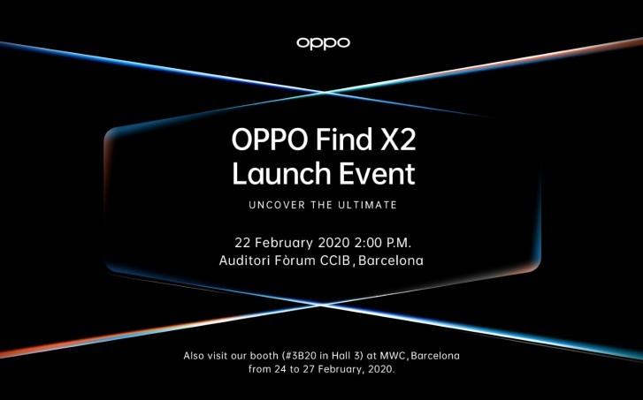 Oppo-Find-X2-Fecha de lanzamiento