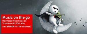 Obtén descargas de música gratis con Vodafone Music 'Super Week'