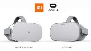 Oculus y Xiaomi se unen para lanzar Oculus Go como Mi VR Standalone en China