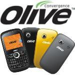 Olive Telecom lanza el móvil Triple SIM (2 GSM + CDMA), Olive Wiz