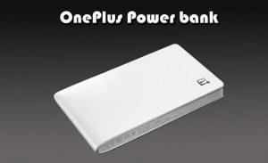OnePlus 10000 mAh Power Bank lanzado en India por Rs.  1399