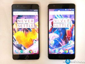 OnePlus 3T frente a OnePlus 3 [Specs Comparison]