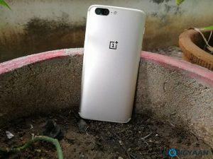 OnePlus 5 (Soft Gold) - Imágenes prácticas