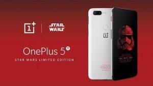 OnePlus 5T Star Wars Limited Edition lanzado en India