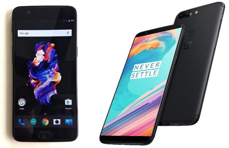 Comparación de especificaciones de OnePlus-5T-vs-OnePlus-5