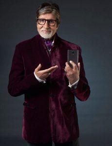 OnePlus India da la bienvenida a Amitabh Bachchan como la primera OnePlus Star