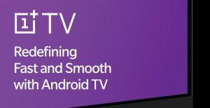 OnePlus TV recibirá actualizaciones de software durante al menos tres años