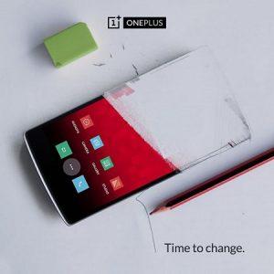 OnePlus adelanta el lanzamiento de un nuevo teléfono el 1 de junio;  Podría ser el OnePlus Two