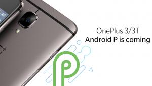 OnePlus confirma la actualización de Android P para 3 y 3T, aunque omitirá la actualización 8.1 de Oreo