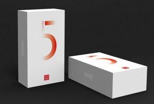 OnePlus permitirá a los usuarios decidir el OnePlus 5 Retail Box