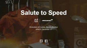 OnePlus se une a McLaren y se espera que lance 6T McLaren Edition el 12 de diciembre en India
