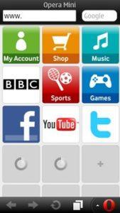 Opera Mini se actualiza a v7.0, ahora disponible para BlackBerry y teléfonos con funciones