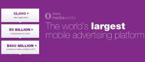 Opera lanza Opera Mediaworks para publicidad