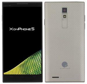 Oplus XonPhone 5 con pantalla HD de 5 pulgadas y procesador de cuatro núcleos lanzado para Rs.  7999