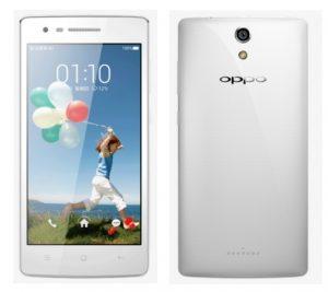 Oppo 3000 con una pantalla HD de 4.7 pulgadas, doble SIM y 4G LTE lanzado en China