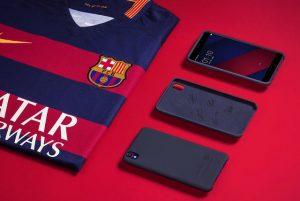 Oppo F1 Plus FC Barcelona Edition presentado