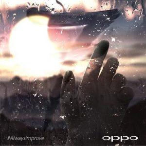 Oppo Find 7 con pantalla Quad HD;  trabajar con guantes, manos mojadas