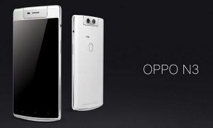 Oppo N3 con cámara giratoria de 16 MP anunciado