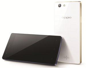 Oppo Neo 5 con procesador de cuatro núcleos lanzado en India por Rs.  9990