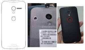 Otro misterioso dispositivo Motorola XT1058 visto en FCC