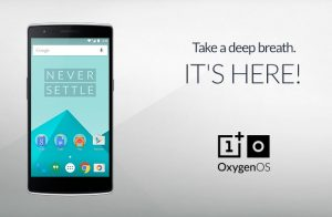 Oxygen OS basado en Android Lollipop 5.1 se lanzaría junto con OnePlus 2