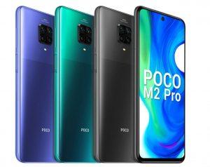 POCO M2 Pro se vuelve oficial en India;  cuenta con pantalla FHD + de 6.7 pulgadas, SoC SD720G, 6 GB de RAM