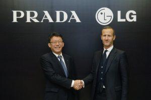PRADA y LG renovaron su asociación exclusiva de telefonía móvil
