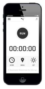 PUMA anuncia la aplicación PUMATRAC para iPhone