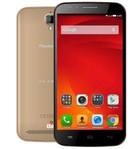 Panasonic Eluga Icon con soporte 4G LTE lanzado en India por Rs.  10990