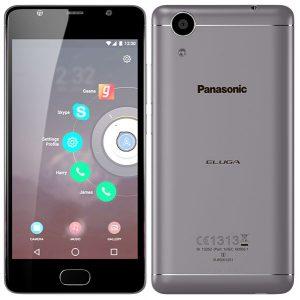 Panasonic Eluga Ray con pantalla HD de 5 pulgadas y escáner de huellas dactilares lanzado para Rs.  7999