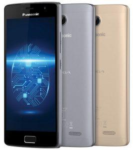 Panasonic Eluga Tapp con escáner de huellas dactilares lanzado para Rs.  8990