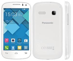 Panasonic T31 con pantalla de 4 pulgadas en el sitio web de la empresa