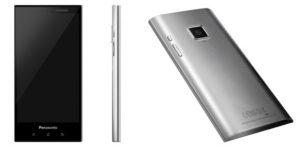 Panasonic revela planes de teléfonos inteligentes, muestra un nuevo teléfono inteligente