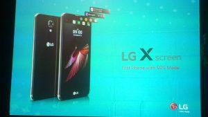 Pantalla LG X con pantalla secundaria y modo SOS lanzada en India por ₹ 12,990