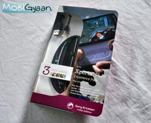 Paquete de experiencia (XP151) para Sony Ericsson Xperia Play