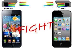 Patent Wars: Samsung intenta bloquear las ventas de iPhone 4S en Japón y Australia
