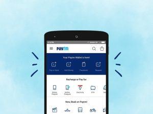 Paytm comienza a cobrar una tarifa del 2% por usar tarjetas de crédito para recargar la billetera