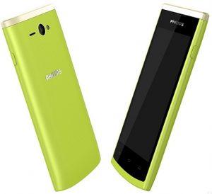 Philips Mobile marca la entrada en los mercados indios con tres nuevos teléfonos inteligentes Android