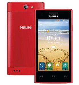 Philips S309 con pantalla de 4 pulgadas y cámara de 5 MP lanzado para Rs.  4999