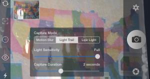 Amplíe las herramientas fotográficas de su iPhone con Slow Shutter Cam