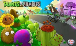 Plants vs.Zombies Game llegará a la plataforma Android