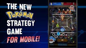 Pokémon Duel, un juego de mesa por turnos, ahora disponible en Android e iOS