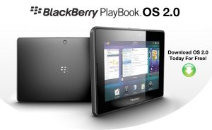 Por fin llega BlackBerry PlayBook OS 2.0, montones de funciones nuevas